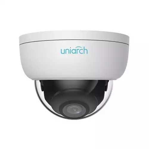 Видеокамера IP UNV IPC-D112-PF28, 1080p, 2.8 мм, белый